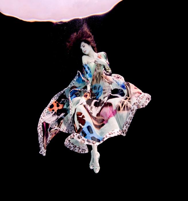 Говард Шатц, Underwater Study #3222
