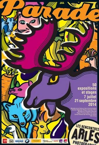 Встречи в Арле 2014: «Парад»