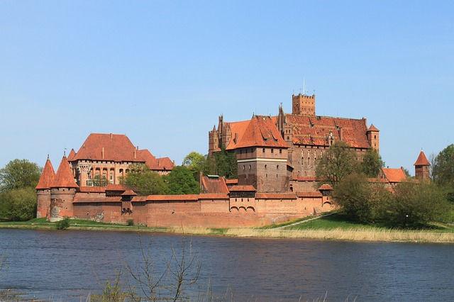 замок-крепость Мальборк