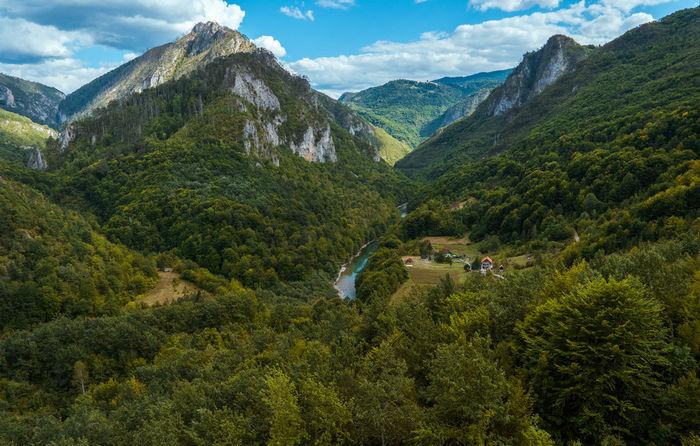 Съемка в горах
