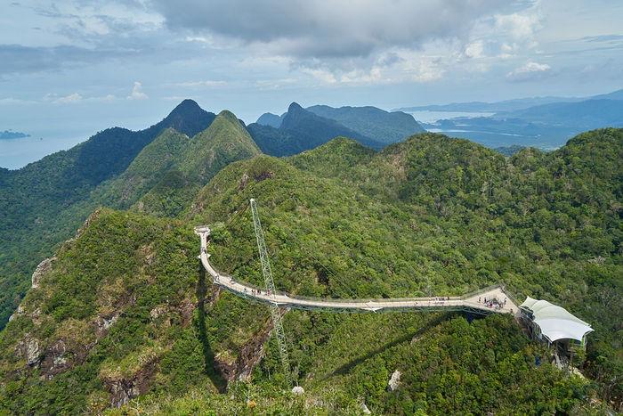 Небесный мост, Малайзия