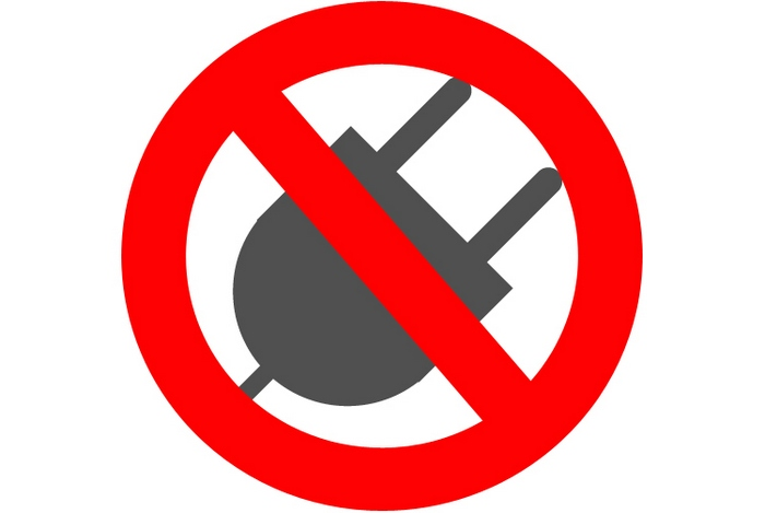 no-electric