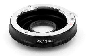 Переходник Pentax-Nikon