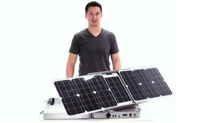 Sun Socket Solar Generator