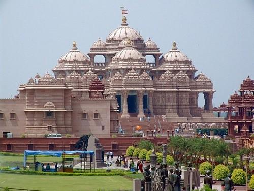 Акшардхам, Индия