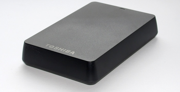 Toshiba STOR.E BASICS 2TB