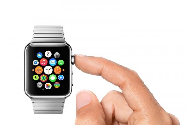 Пользовательский интерфейс Apple Watch