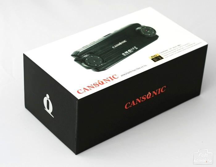 CANSONIC 707 DUO PRO - упаковка