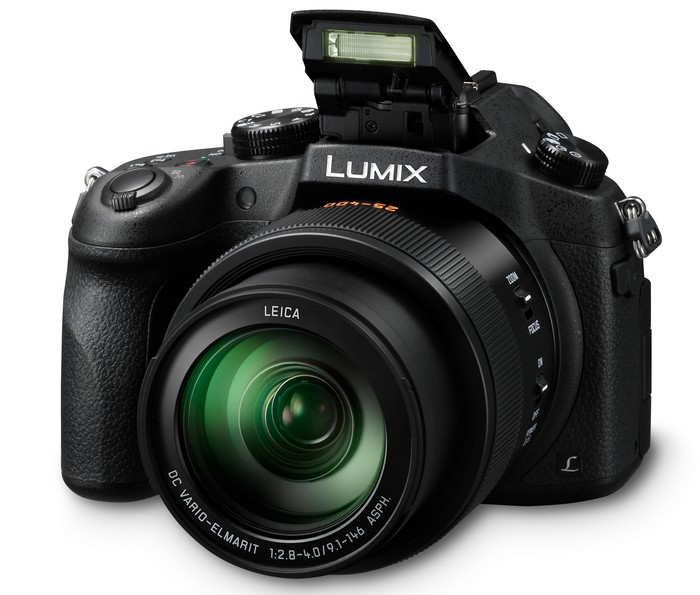 Panasonic LUMIX DMC-FZ 1000 вспышка