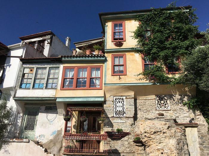 Кавала, старый город