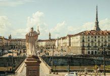 Площадь Витторио, Турин