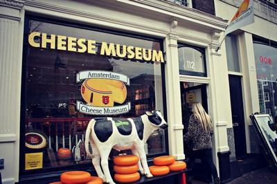 Музей сыра, Амстердам