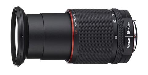 PENTAX-DA 16-85mm F3.5-5.6ED DC WR