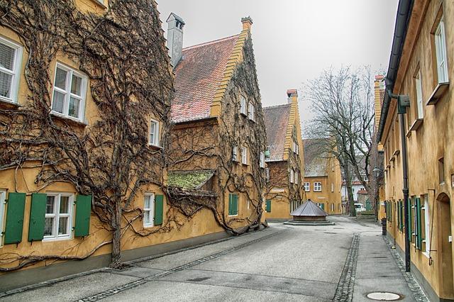 Аугсбург, Германия