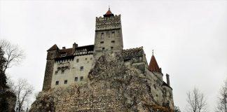 Замок Бран,Румыния