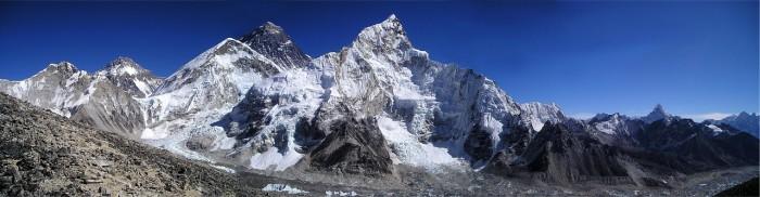 Панорама - горы
