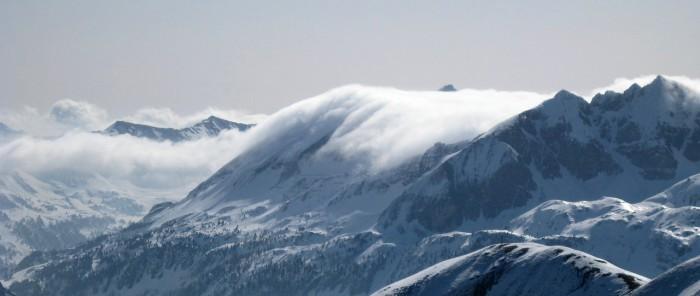Панорама - Альпы
