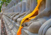 Храм Ват Яй Чай Монгкон