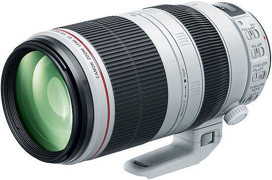 Canon EF 100-400mm IS II USM