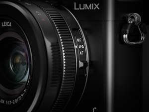 Panasonic Lumix DMC-LX100 - объектив