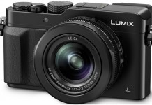 Panasonic Lumix DMC-LX100 - вид спереди