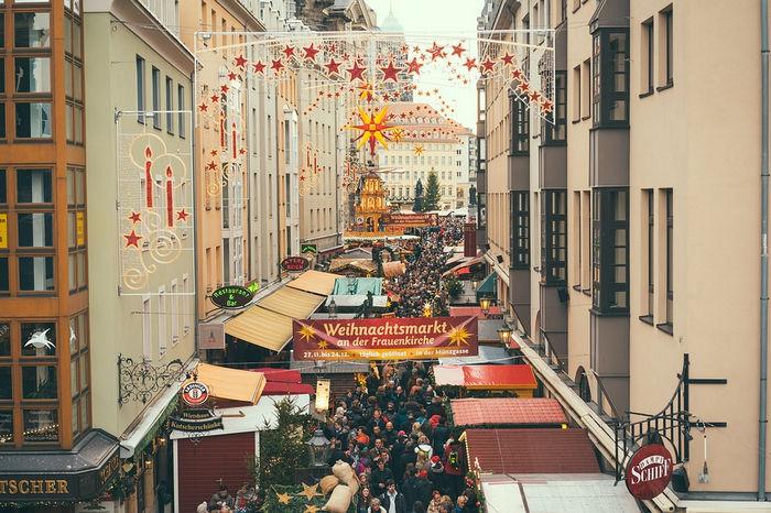 Рождественский Дрезден