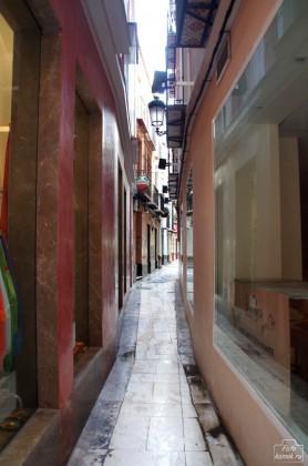 Отдых в Малаге в начале ноября