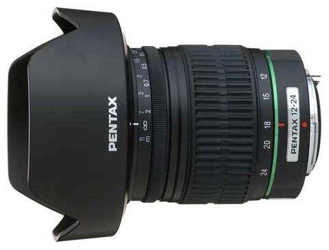 широкоугольный объектив Pentax SMC DA 12-24mm f/4 ED AL(IF)