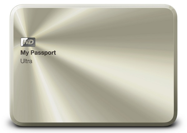 My Passport Metal Edition
