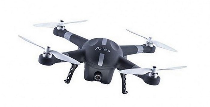 Aries BlackBird X10 Quadcopter