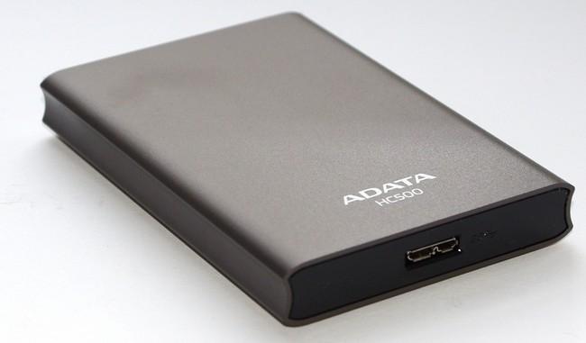 Тест накопителя ADATA Choice HC500 1ТВ