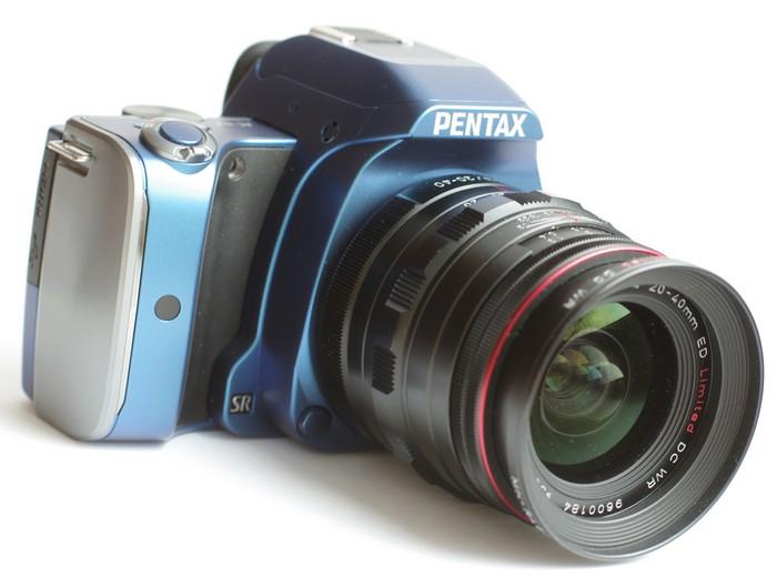 Pentax K-S1 + Pentax DA 20-40mm f/2.8-4 Limited DC WR