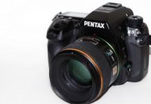 Pentax K-5 с Pentax SMC DA* 55mm f1.4 SDM