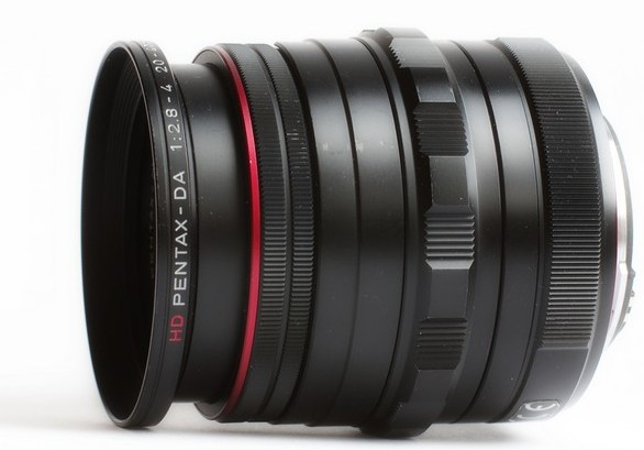 Pentax DA 20-40mm f/2.8-4 Limited DC WR