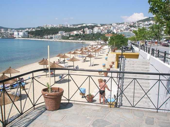 rapsani beach
