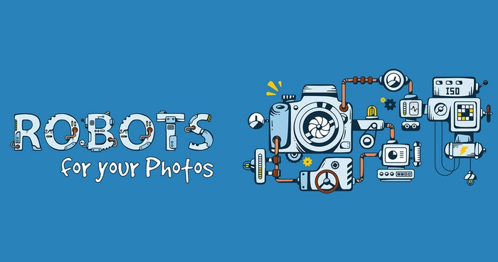 Robots for your Photos