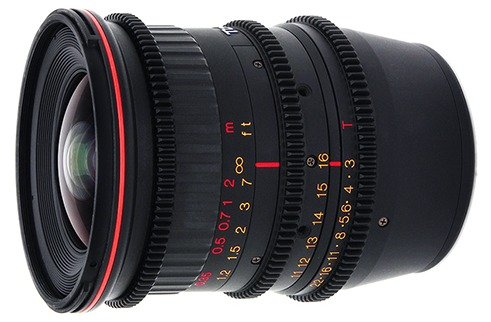 Tokina Cinema ATX 11-16 мм T3.0