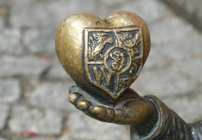 Сердце Вроцлава