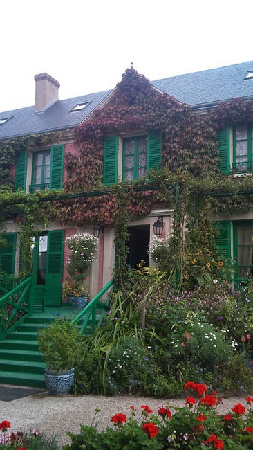 Дом Моне в Живерни