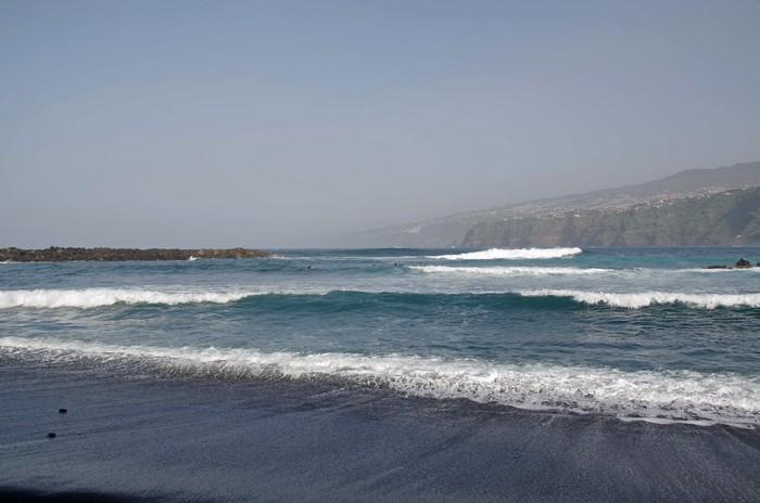 Пляж Playa Martianez,  Пуэрто де ла Крус, Тенерифе