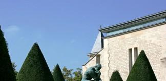 Мыслитель, музей Родена, Париж