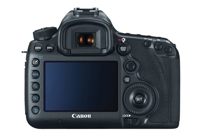 Canon EOS 5DS R_back
