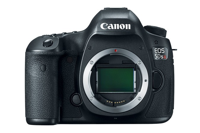 Canon EOS 5DS R_front