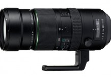 зум-объектив HD PENTAX-D FA 150-450mm F4.5-5.6ED DC AW