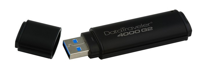 Kingston DataTraveler Vault 4000 Gen. 2