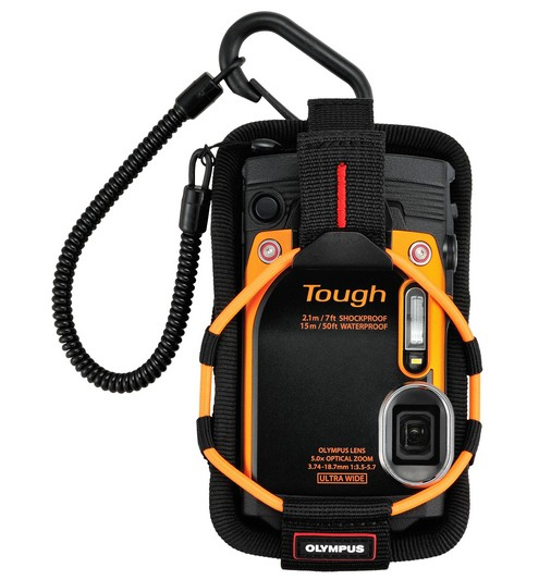 Olympus STYLUS Tough TG-860 в чехле