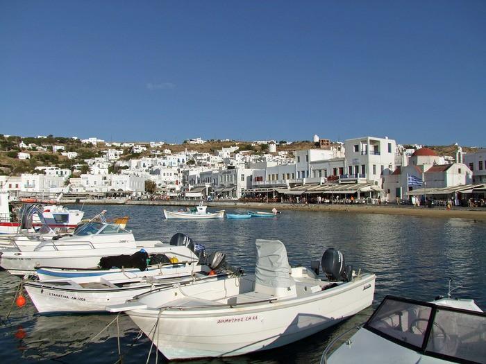 Греция, Киклады