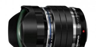 Модель M.ZUIKO DIGITAL ED 8mm Fisheye 1:1.8 PRO