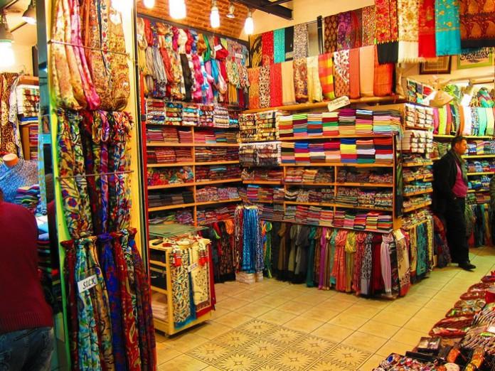 Оптовые рынки одежды в турции