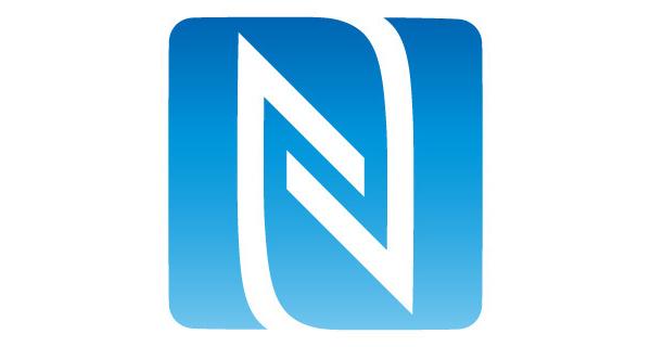 Логотип на устройствах поддерживающих NFC